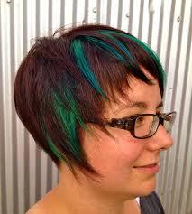 peekaboo highlights short hair hairstyle foк women u0026 man