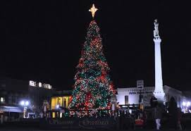 christmas lights franklin tn music projected light will embellish dec 3 tree lighting ceremony