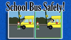 bus safety learning video for children youtube