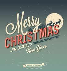 vintage vector merry christmas card design 01 20 most beautiful