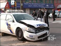 philadelphia officer 7 year old injured in 3 car accident cbs