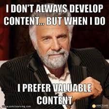 Meme Power - best content marketing memes power content social media