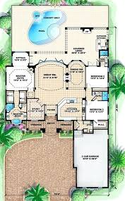 florida house plans with pool house plans with pool pool design