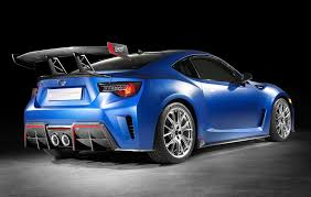 subaru brz body kit 2017 subaru brz sti special model information youwheel com car