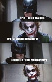 Lie Memes - batman panel memes quickmeme