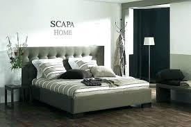chambre moderne blanche modale de chambre e coucher adulte pont de lit moderne great lit