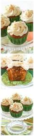 carrot cupcakes with white chocolate cream cheese frosting the