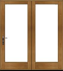Wood Patio Doors Doors Hinged Patio Doors Pella