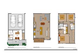 floor plans u2013 saola townhomes