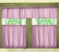 Kitchen Curtains Sets Enrapture Illustration Of Flaunting Blue Brown Curtains Superb
