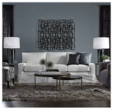 White Sofa Slip Cover by Alex Ii 3 Over 3 89