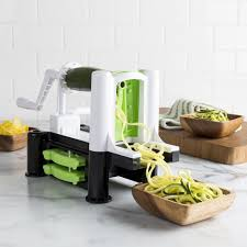 paderno cuisine spiral vegetable slicer paderno spiral vegetable slicer black white kitchen stuff plus