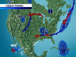 map of weather forecast in us the demise of the surface weather frontal map national forecast