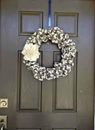 all things katie marie diy burlap wreath