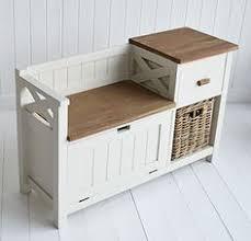 hallway storage bench brunswick hall furniture storage seat l table shoe bench and