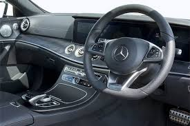 mercedes benz e class interior new mercedes benz e class diesel coupe e220d amg line premium plus