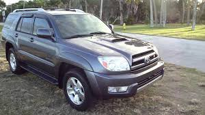 2008 toyota 4runner sport edition reviews sold 2005 toyota 4 runner v8 sport edition suv tow package