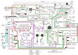 automotive wire schematics auto electrical schematic diagrams