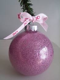 19 best tree ornaments cancer awareness images on