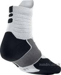 Nike Hyper Elite Quarter Socks Fine Nike White Black Black Men U0027s Basketball Socks Elite Men