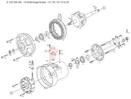 bosch al82n alternator parts vw forum vzi europe u0027s largest