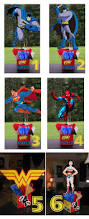Superman Decoration Ideas by 1 Superhero Birthday Party Ideas 3 Year Old 068 Picmia