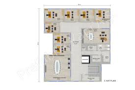 office 697 m2 prefabricated solutions