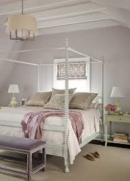 lavender painted walls gray and purple bedrooms transitional bedroom andrew howard
