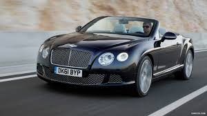 2012 bentley continental gtc dark sapphire front hd wallpaper