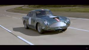 vintage aston martin convertible watch this aston martin db4 gt continuation prototype hit the test