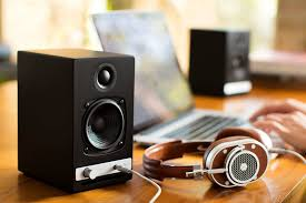 audioengine hd3 one of the best powered bookshelf speakers for