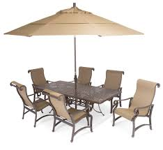 aluminum sling patio furniture design home design ideas