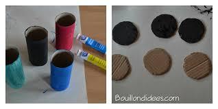 bricolage noel avec rouleau papier toilette recyclez vos rouleaux de papier toilette en voitures de courses