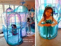 modern stained glass fort ideas using colored cellophane