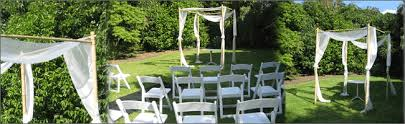 wedding arches hire bamboo wedding arbor three unique weddings one month