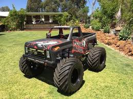 customer mini monster trucks edge products
