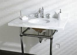 Bathroom Console Kingston Brass Faucets Sinks Tubs U0026 Fixtures For Your Home