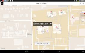 Bridgewater State University Campus Map by Baton Rouge Community College Android Apps On Google Play