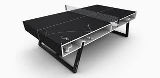 how big is a ping pong table table tennis tables the top 5 luxury tables