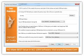2014 1099 software from w2mate com now replaces 1099 templates