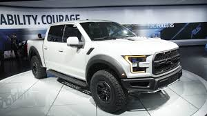 Ford Raptor Police Truck - 2017 ford f 150 raptor supercrew looks lean and mean in detroit