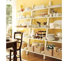 Pottery Barn Wall Shelves 99 Best Pottery Barn Images On Pinterest Home Kitchen And Diy