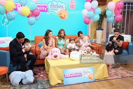 Bruce Butler The Babies Of Univisions Despierta America Photos And Images