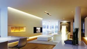 living room modern design of led for living room blue led