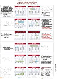 gwinnett county school calendar 2017 18