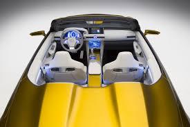 lexus convertible 4 door lexus rc convertible still under consideration autoevolution