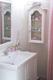 Shabby Chic Bathroom Storage Shabby Chic Bathroom Cabinet Furniture Bathroom This