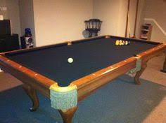 brunswick brighton pool table a15 used brunswick gold crown iv pool table mint condition a1 like