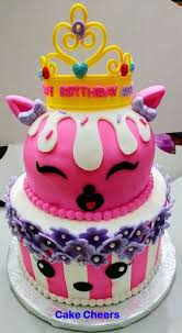 this num noms birthday cake looks so delicious use your favorite