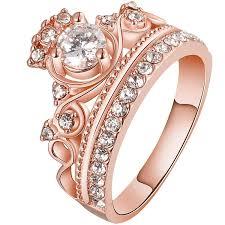 novelty wedding engagement rings amazon com